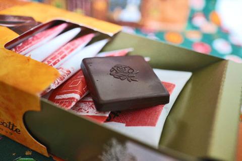シャルロッテ 生チョコレート【ロッテ】