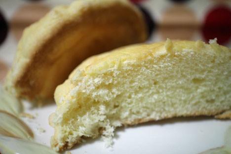 さっくりとしたメロンパン