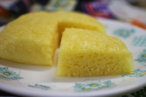 バター餅みたいな蒸しぱん【ローソン】