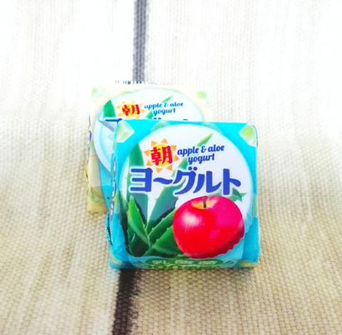 朝ヨーグルト【チロルチョコ】