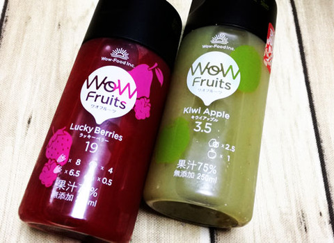 WoW Fruits(ワオフルーツ)【セブンイレブン限定】