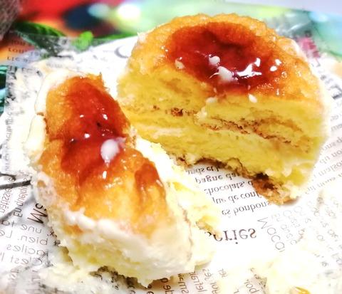 ブリュレパンケーキ【ファミリーマート】
