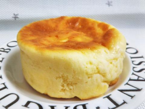 ベイクドチーズクリームのパン【セブンイレブン】