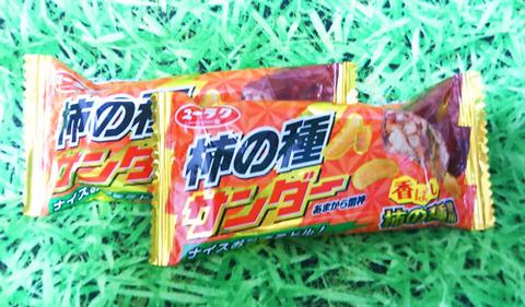 柿の種サンダー【有楽製菓】