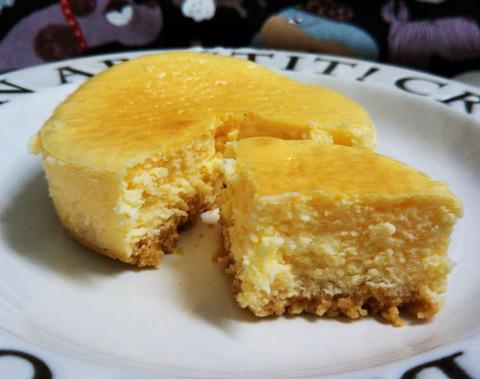 なめらかクリームチーズケーキ【ローソン】