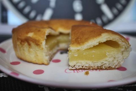 バター餅が入ったバターづくしのブール【ローソン】