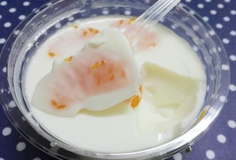 とろけるミルク寒天【ファミリーマート】
