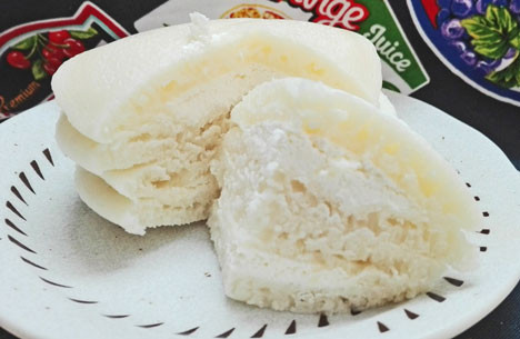 北海道クリームチーズパンケーキ【セブン&アイ】