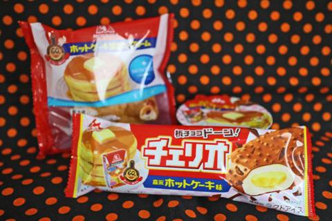 森永ホットケーキコラボ商品