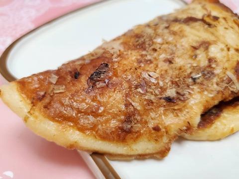 コクと旨みのもちもちお好み焼きパン【セブンイレブン】