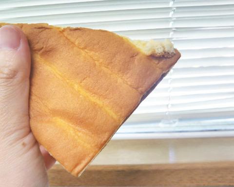 三角サンド チーズクリーム【セブンイレブン】