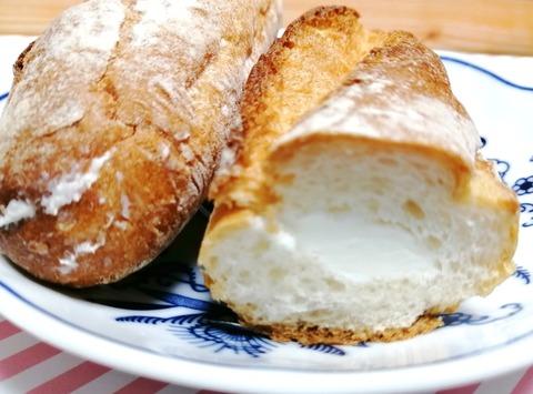 ミルクとバターのフランスパン【ローソン】