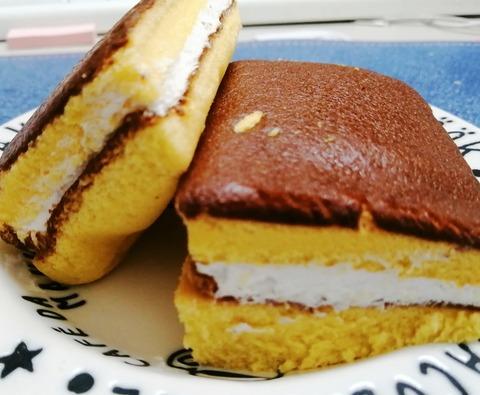 ふかふかもっちのカステラケーキ【ローソン】
