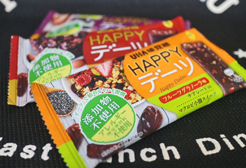 HAPPYデーツ【UHA味覚糖】