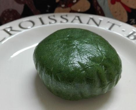 【ローソン】Uchi Cafe' SWEETS よもぎ香る草餅 つぶあん