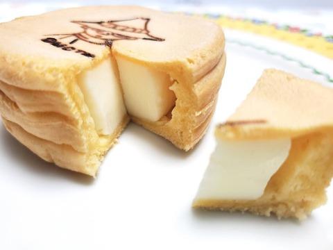 ムーミン もちっとチーズ【ファミリーマート】