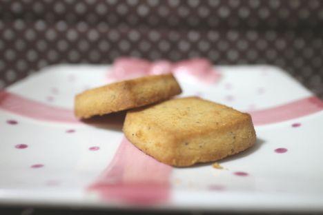 黒胡椒香る濃厚チーズクッキー