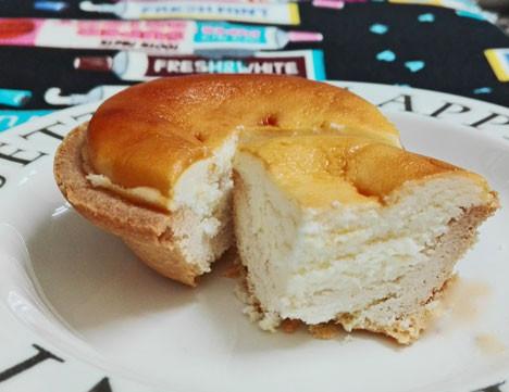 【セブンイレブン】ベイクドチーズタルト