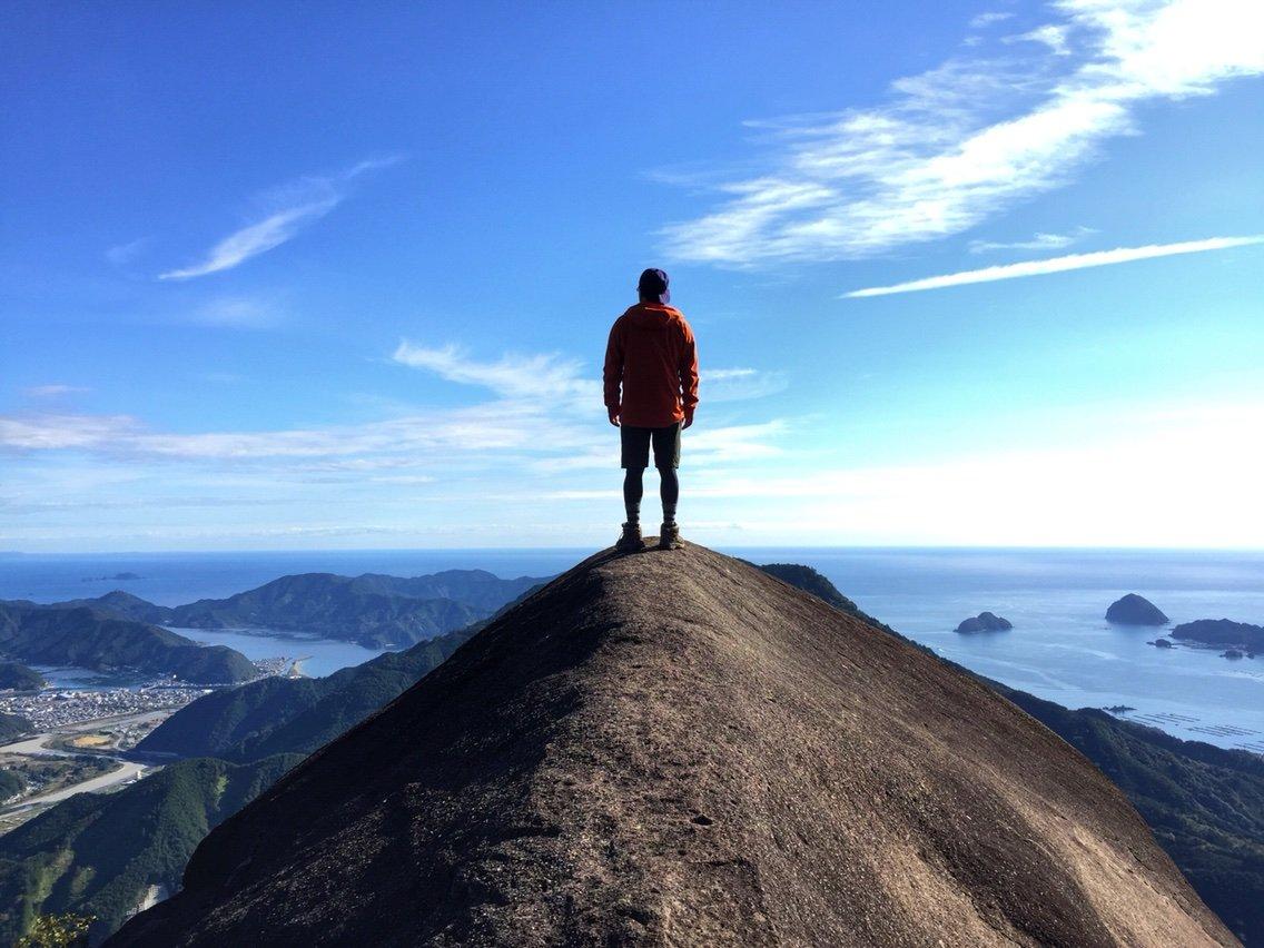 何度でも訪れたい日本の風景  【三重】超絶景 便石山 象の背コメント