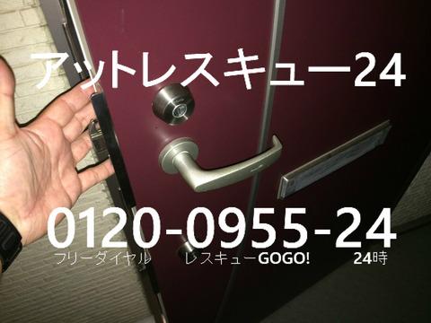 GOALディンプルキーD9 2ロック開錠