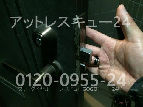 ロックマンジャパン製メガクロス ディンプルキー鍵開け
