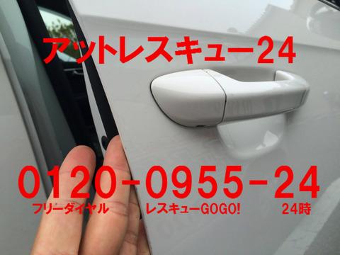 VW2013パサートB7ヴァリアント 内溝2トラック変則配列キー