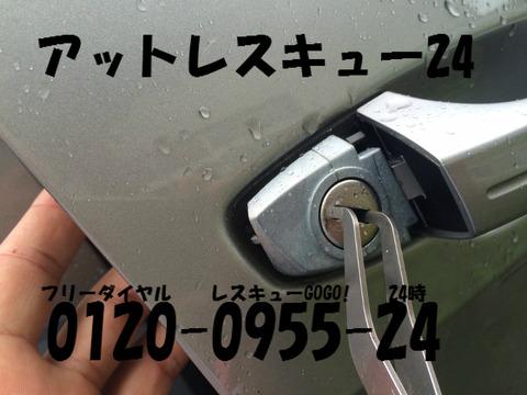 VWワーゲンゴルフ車内インロック HU66フリーホイル解錠