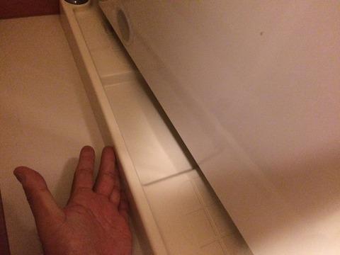 洗濯機置き場 水漏れ