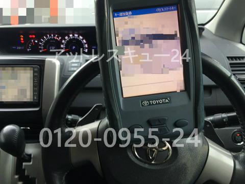 ボクシーイモビライザー作製TOYOTA70系ボクシー