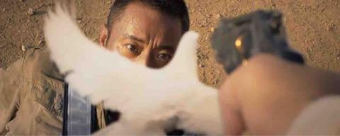 【ネタバレ】映画「マンハント(君よ憤怒の河を渉れ)」感想・解説:ジョン・ウー健在!最高にアガるアクション映画!