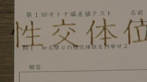 【ネタバレ感想】ドラマ「オトナ高校」第2話:さらにこじらせる童貞30歳、三浦春馬