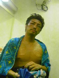大嶋 プロボクサー