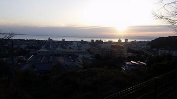竈門神社(朝日)2