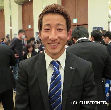 9 後藤選手 ブログ