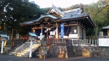 竈門神社1☆