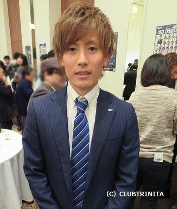 32 前田選手 ブログ2