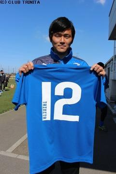 鈴木Tシャツ(ナンバー)2