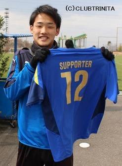 江頭選手(Tシャツ)2