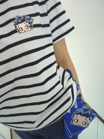 ベティTシャツ2