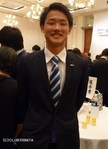 26番 江頭選手
