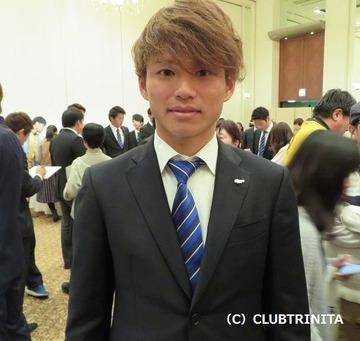 10 藤本選手 ブログ