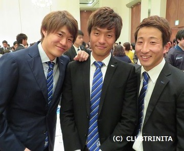 林選手・黄誠秀選手・後藤選手 ブログ