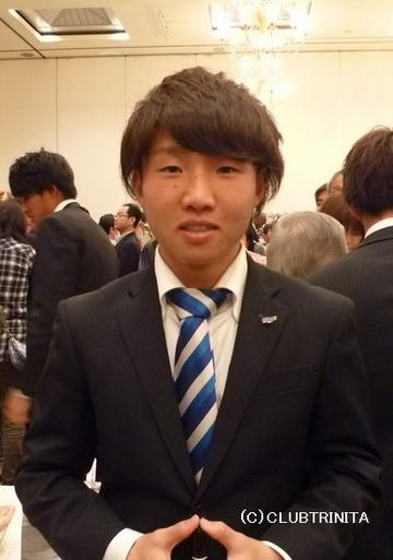 28番 坂井選手
