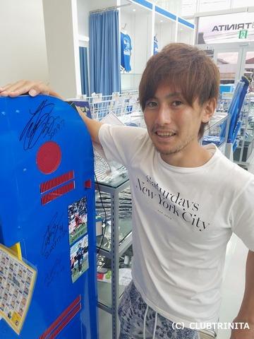 前田選手 2