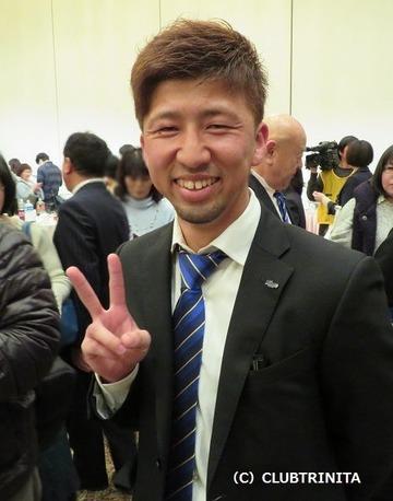15 清本選手 ブログ