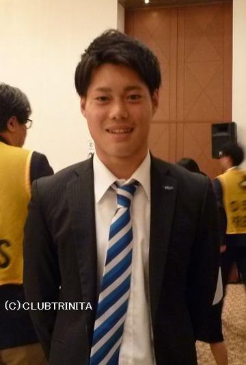 10番 松本昌也選手