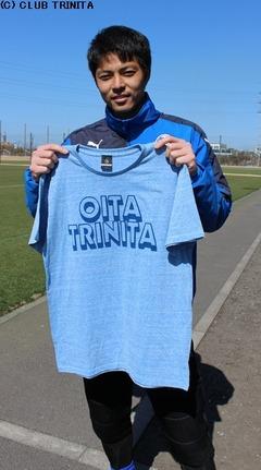 武田選手サーフTシャツ