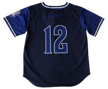 ベースボールシャツ2  背