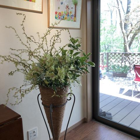 お花と春日