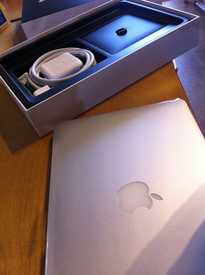 MacBook Air-early2011